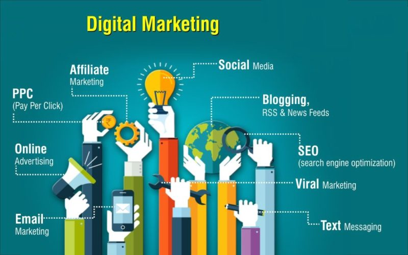 Our Digital Marketing Services